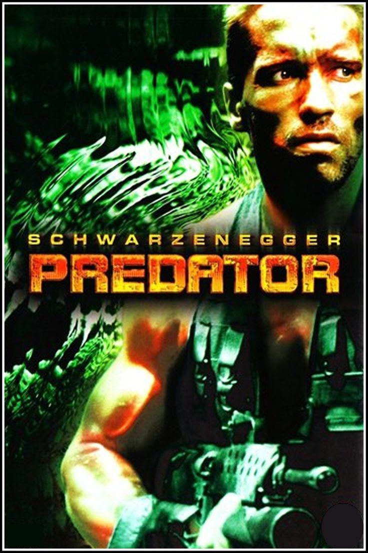 Predator - Arnold Schwarzenegger kickin' ass.