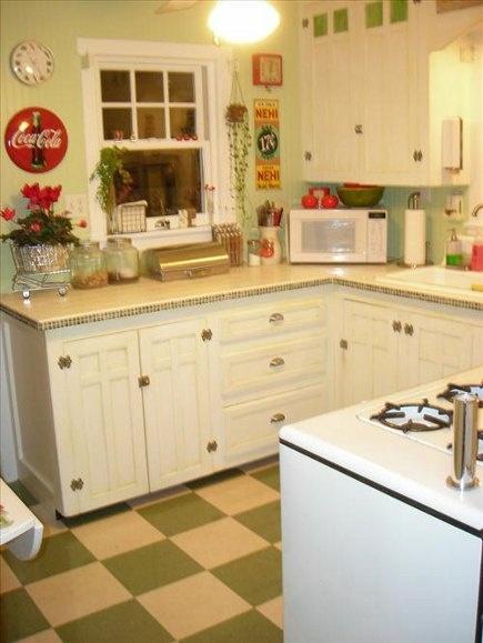 126 Best Ideas About My Vintage Kitchen On Pinterest
