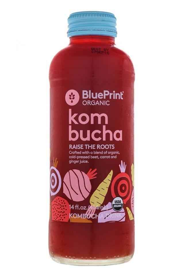 Fruit & Veggies #illustration for BluePrint kombucha drinks. #beverage #drink #leenakisonen #packagingdesign #packaging #kombucha #fresh #raisetheroots
