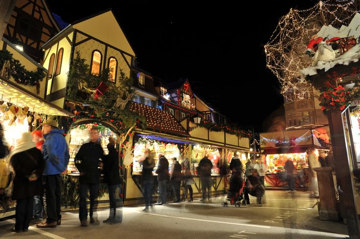 Les Marchés de Noël de Colmar