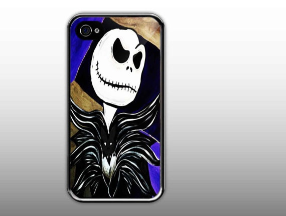 iPhone 4/4s Case  Jack Skellington Cool Style Art by NewCaseDesign, $15.50