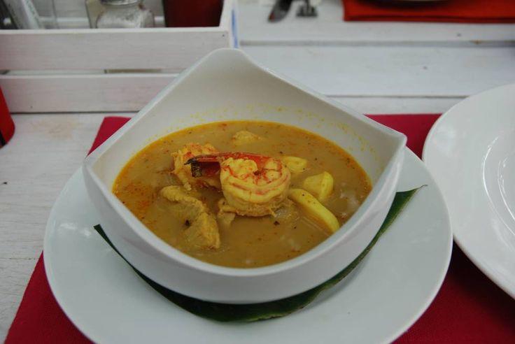 Goddelijke Seafood-curry recept | Smulweb.nl