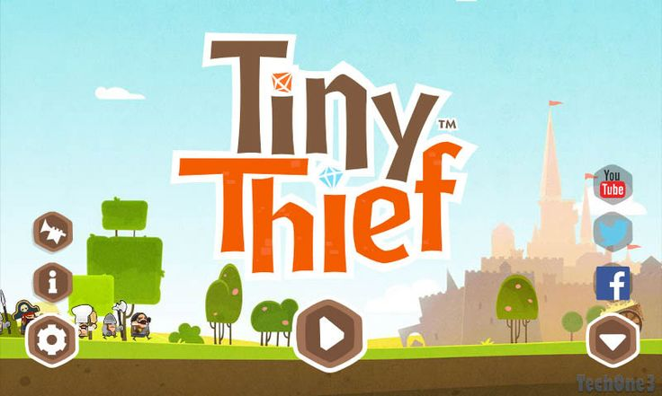 Game Review: Tiny Thief for Android and iOS