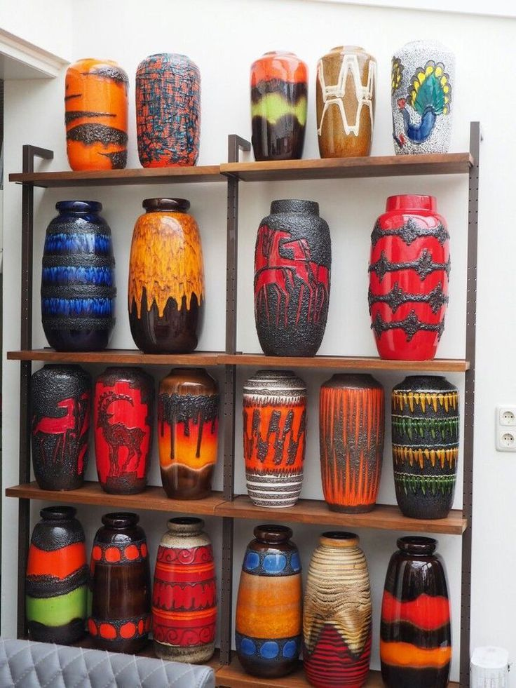 Check Out Our Link Bio We Have A Great Range Of Antiques And Collectibles In Our Etsy Store Homedecor Pottery Painting Designs German Ceramics Pottery Vase