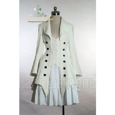 sewing patterns for steampunk jacket - Google Search
