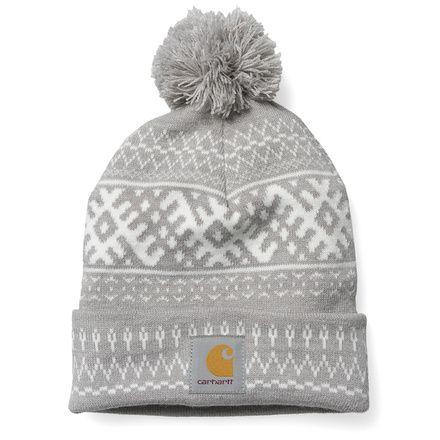 Carhartt WIP Elias Bobble Hat http://shop.carhartt-wip.com:80/gb/men/accessories/beanies/I015541/elias-bobble-hat