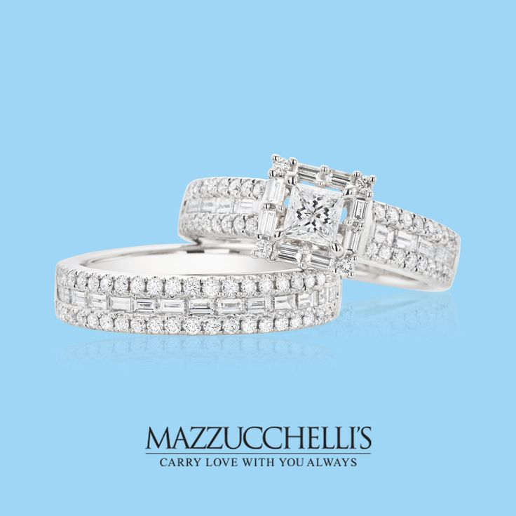 If you think you've found 'the one', this could be the one for you. Stunning RAND Diamonds. Visit us in-store and let us connect you with your diamond.  #mazzucchellis #jeweller #jewellery #RAND #RANDDiamonds #provenancereport #laboratorygradingreport #diamond #diamonds #diamondring #couple #love #fiance #wedding #bride #ido #engaged #engagement #engagementring #proposal #proposed #whitegold #whitegoldring