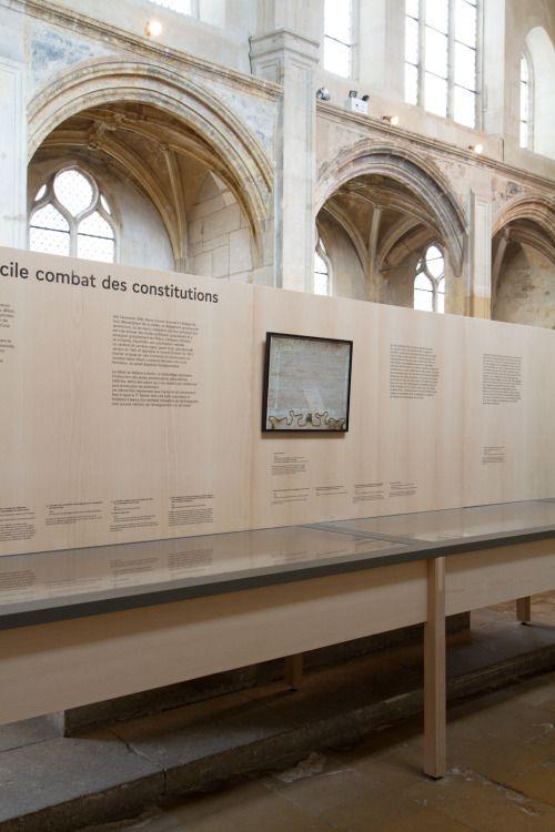 'Alix Le Clerc, la révolution de l'instruction' exposition temporaire à la Chapelle des Cordeliers, Musée Lorrain de Nancy