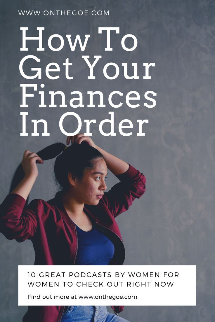 10 best financial podcasts for women by women