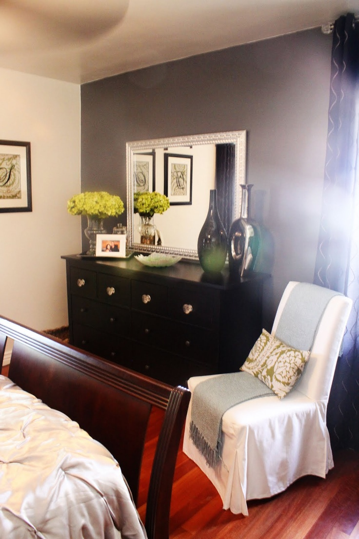 The House Undone: Portfolio: Master Dressers, Houses Undon, Accent Wall