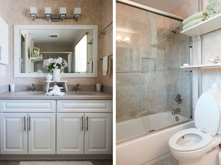 A Beautiful Ann Arbor Small Bathroom Remodel Featuring