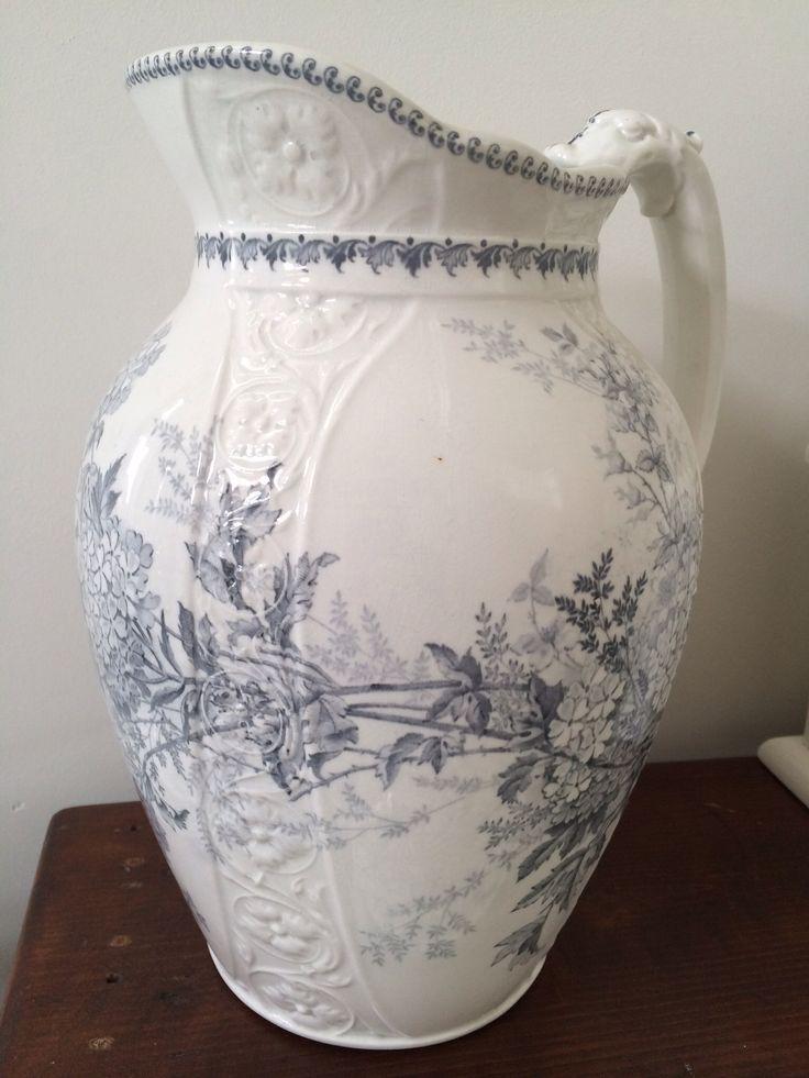 Pracht kan van societe ceramique decor boules de neige for Boule ceramique decoration jardin
