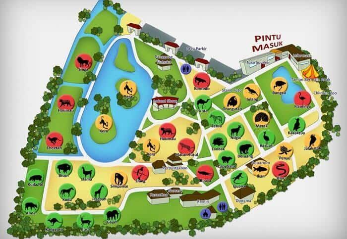 Kebun Binatang Yang Ada Di Jawa Timur