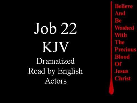 Job 22 KJV