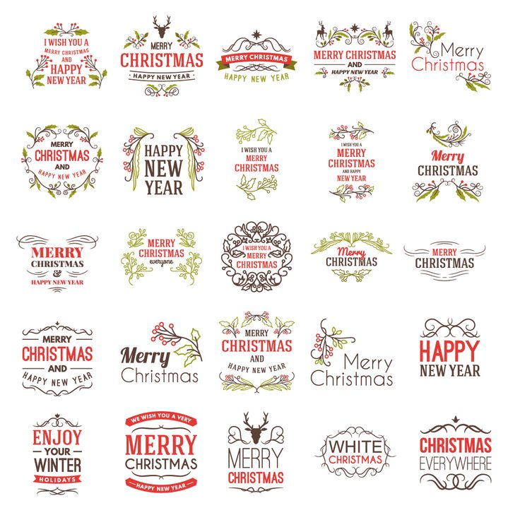 182 best Christmas vector clip art free images on Pinterest Clip - free xmas menu templates