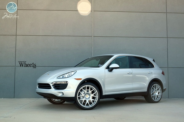 """Image detail for -Porsche Cayenne (2010 - ) with 22"""" Modulare B1 alloy wheels"""