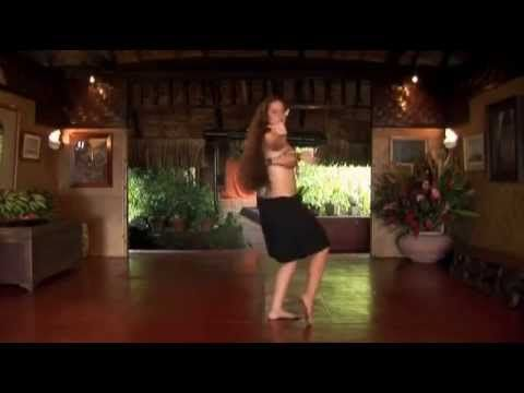 How To Dance Tahitian/Ori Tahiti - Basic Steps! - YouTube