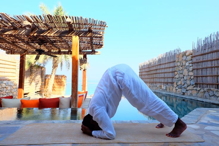 Headstand - step 1 by anil singh , wellness manager and yoga teacher