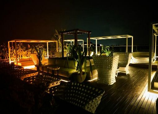 Rooftop at Townhouse   http://www.tripadvisor.com.au/Restaurant_Review-g469404-d5001215-Reviews-Townhouse-Seminyak_Bali.html