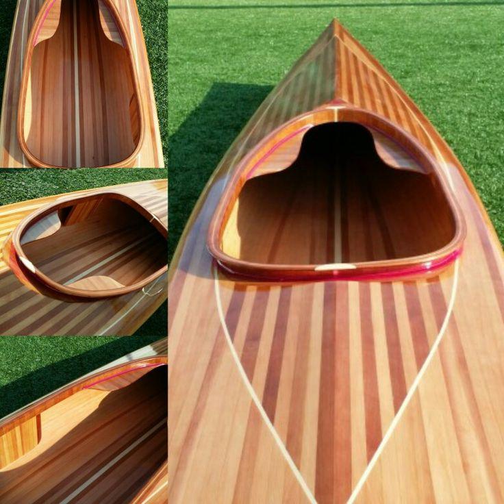 Strip kayak Yang-san south korea