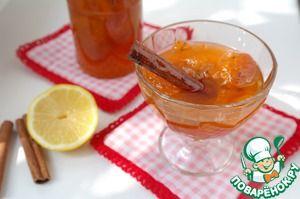Аппетитные заготовки из персиков и абрикосов - кулинарная статья