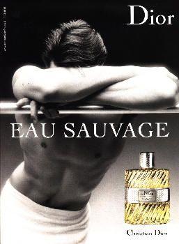 Eau Sauvage by Christian Dior (2007).