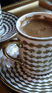 ملفات تركية: قهوة تركية لوسمحت !