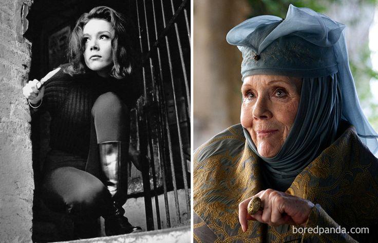 20 Stars de Game Of Thrones Avant et Après (2)