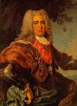 Joao V (1689 - 1750). Son of Pedro II and Maria Sofia of the Palatinate-Neuburg. He married Maria Anne of Austria and had children.