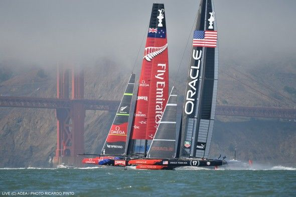 Oracle Team Usa vince e l'America's Cup si protrae | BLU&news