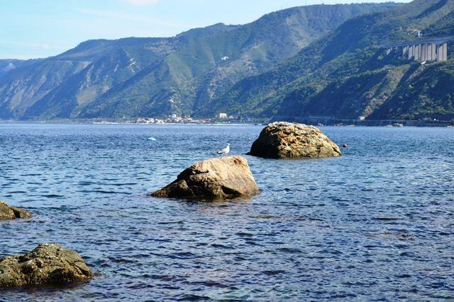 Sea view in Chianalea