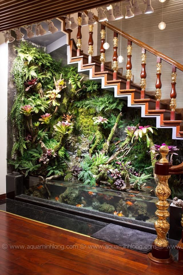 Design And Construction Of A Vertical Garden In Nature So Called