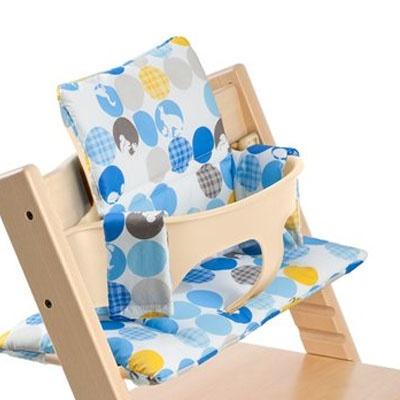 Stokke - Tripp Trapp Cushions at West Coast Kids #AmblesideRooms