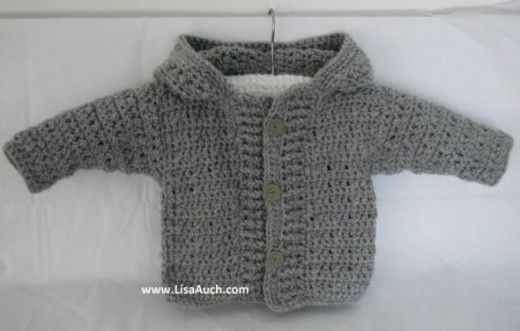 free crochet baby sweater patterns-crochet patterns for boys
