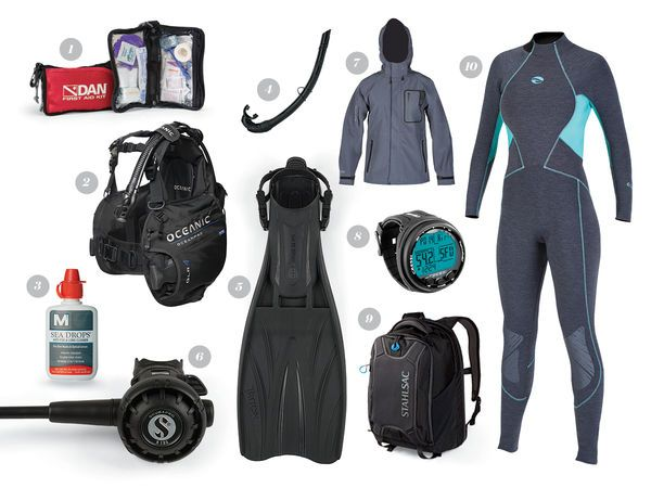 Scuba Diving Gear Picks for Beginners