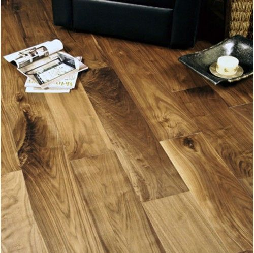 75 Smooth Leather Walnut Decor IdeasCraft IdeasEngineered WoodWide PlankPlanksWalnut Hardwood FlooringFlooring