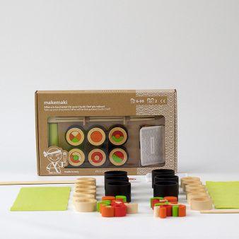 Milaniwood Makemaki sushi game