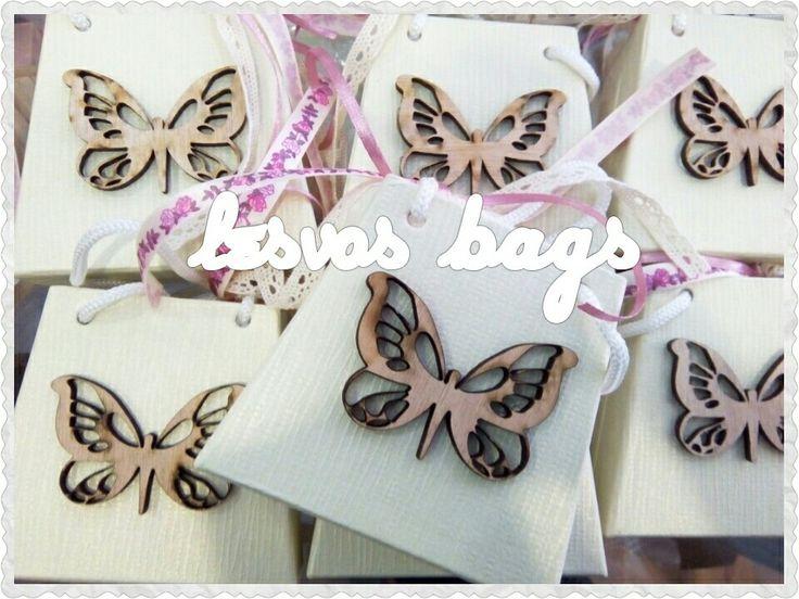 Lovely wood butterflys