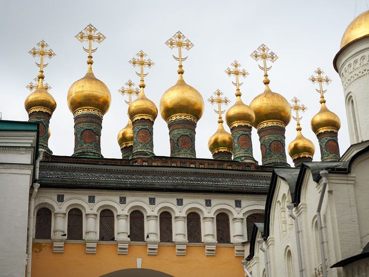 Moscow Kremlin architecture