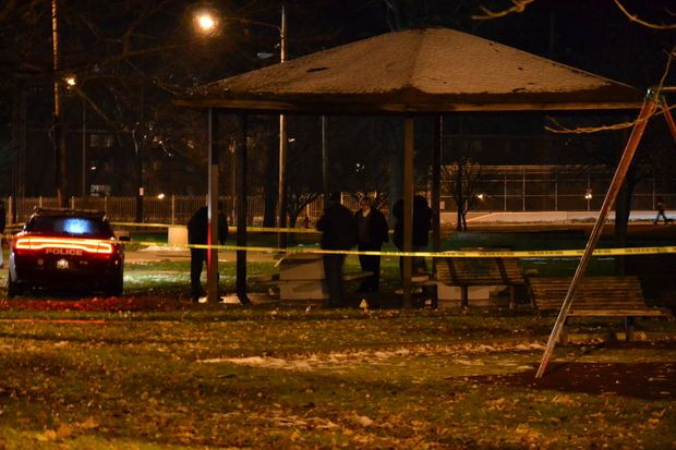 Cleveland police officer shoots 12-year-old boy carrying BB gun Boy died in hospital early Sunday morning