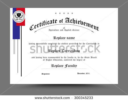 38 best Certificate template collection images on Pinterest - stock certificate template