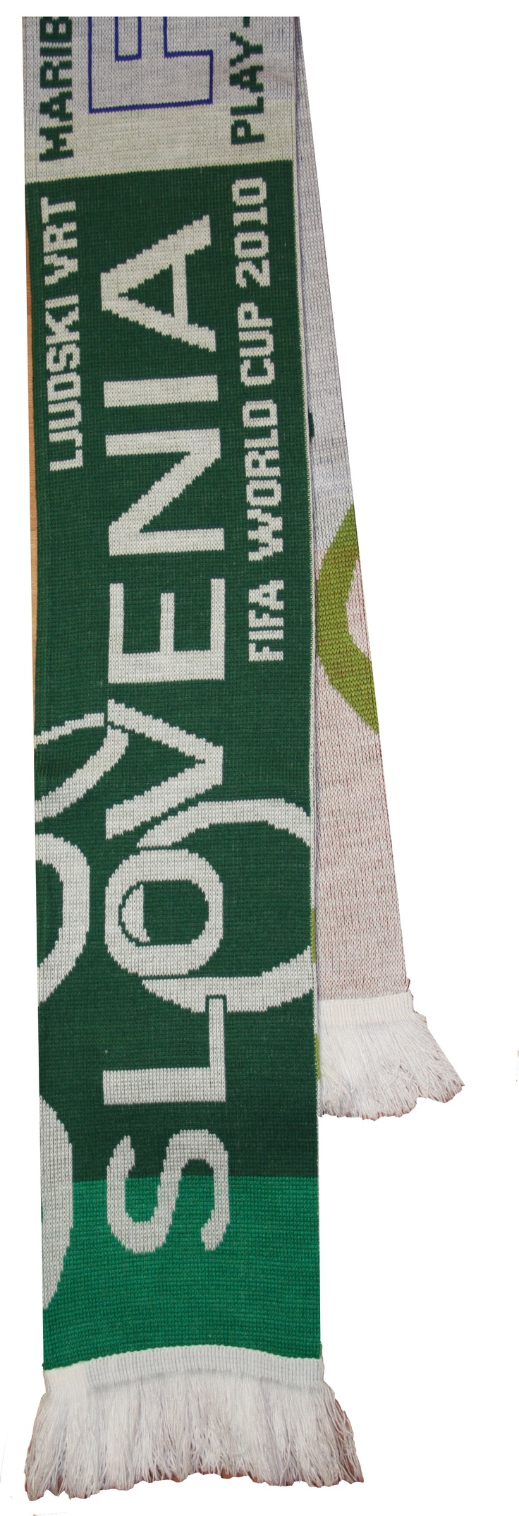 Sampiyon Sport / Acrylic Knitted SLOVENIA Jacquard Scarf