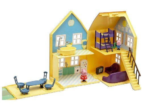 Peppa Pig 84212 – La Casa de Peppa Pig (Bandai) | Your #1 Source for Toys and Games