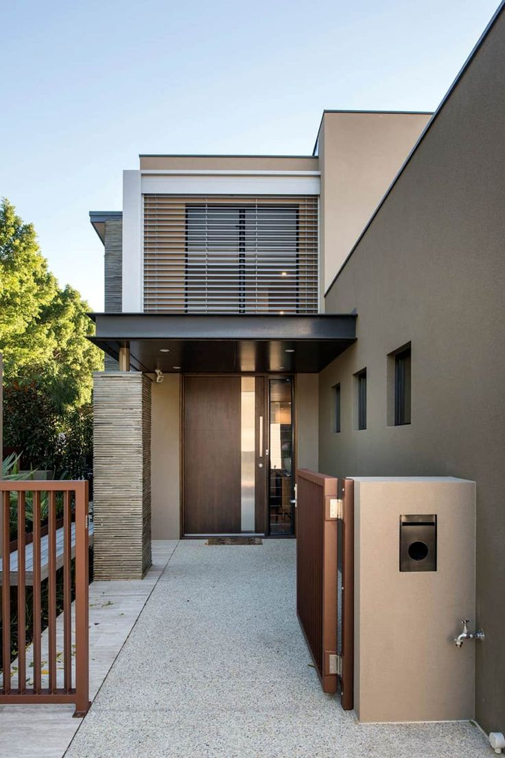 107 best Fassade images on Pinterest | Contemporary architecture ...