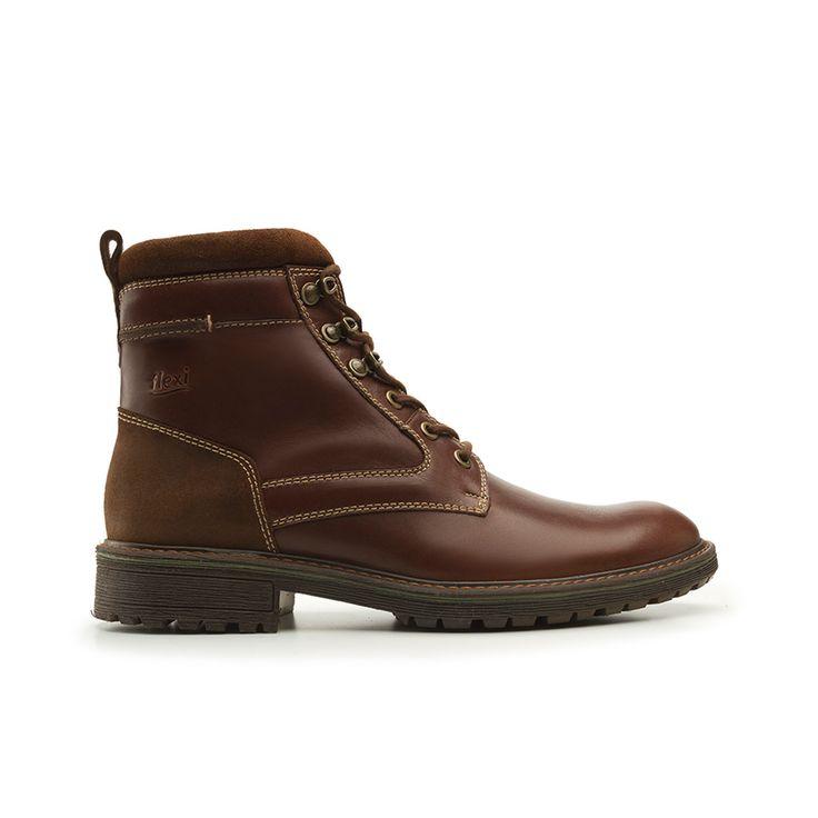 Estilo Flexi 69110 Moka #shoes #zapatos #fashion #moda #goflexi #flexi #clothes #style #estilo #otono #invierno #autumn #winter