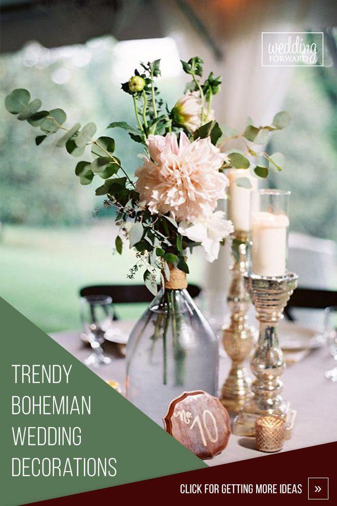 Trendy Bohemian Wedding Decorations Bohemian Wedding Decorations