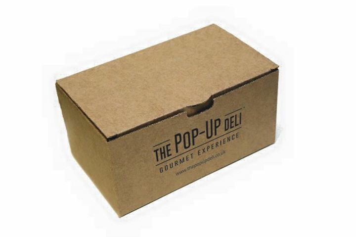 The Pop-Up Deli Box. A gastronomical journey around Italy with a monthly subscription. #subscription box #italy #foodie #newbusiness