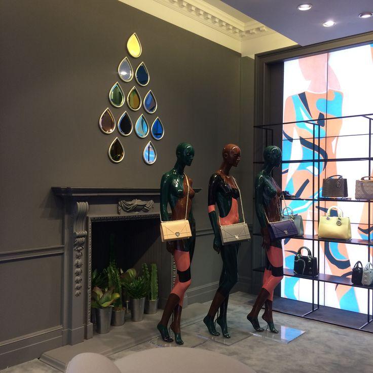Dior Pop up Store Mount St '15