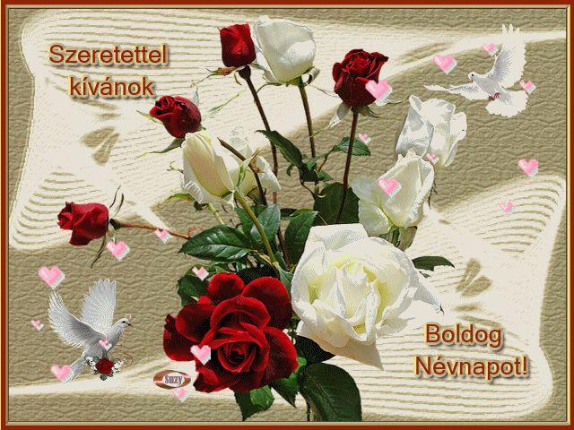 Szeretettel kívánok Boldog Névnapot