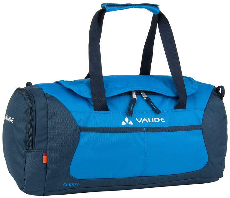 Vaude Snippy Marine Blue (innen: blau-weiß gemustert) - Kindertasche